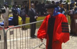 CAF Boss Ahmad Given Honorary Doctorate By UPSA
