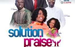 Kofi Sarpong, Becky Bonney, Others Headline 'Solution Praise' On Sunday