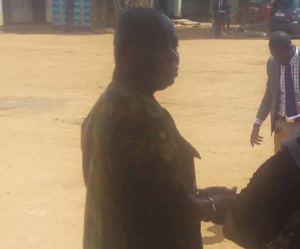 Chief Inspector Slapped At Kasoa