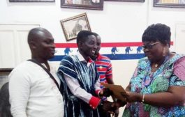 NPP Elections: Dr. TK Picks Forms For National Organiser