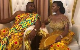 Videos/Photos: Mahama, Yvonne Nelson, Ramsey Nouah, Others At John Dumelo's Wedding