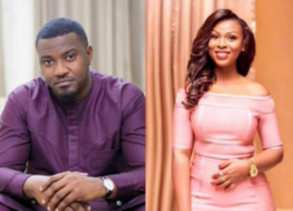 Photo: Lady Who Claims To Be John Dumelo's Ex-Girlfriend Pops Up; Threatens To