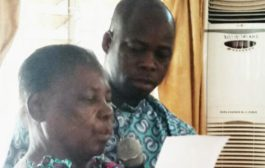 Bolga Assembly Gets Presiding Member