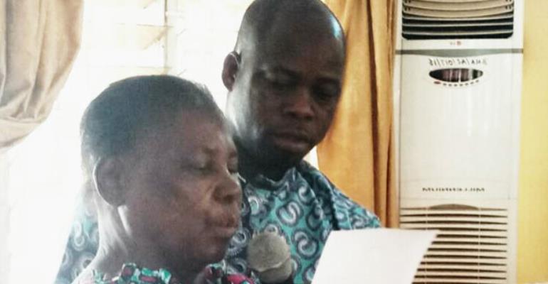 Bolga Assembly Gets Presiding Member