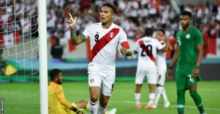 World Cup 2018: Paolo Guerrero Named In Peru Squad