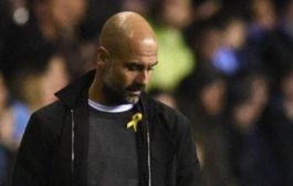 Pep Guardiola Banned For Two Champions League Games
