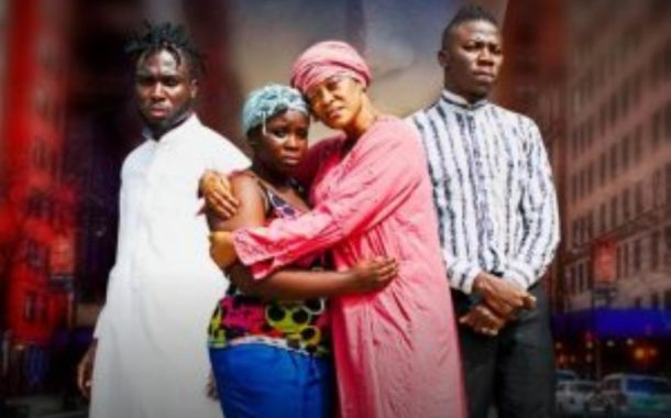 Stonebwoy Quits Music For Acting?