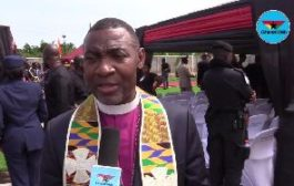Her outburst was genuine – Lawrence Tetteh defends Amissah-Arthur's widow