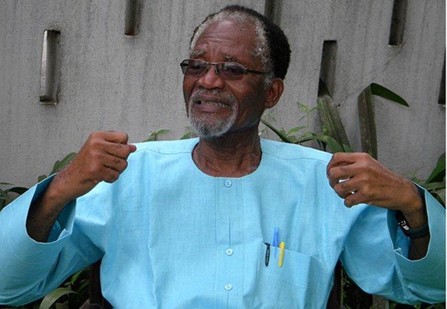 Prof Atukwei Okai has died