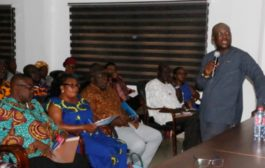 NADMO Holds Training For Administrative Heads And Directors