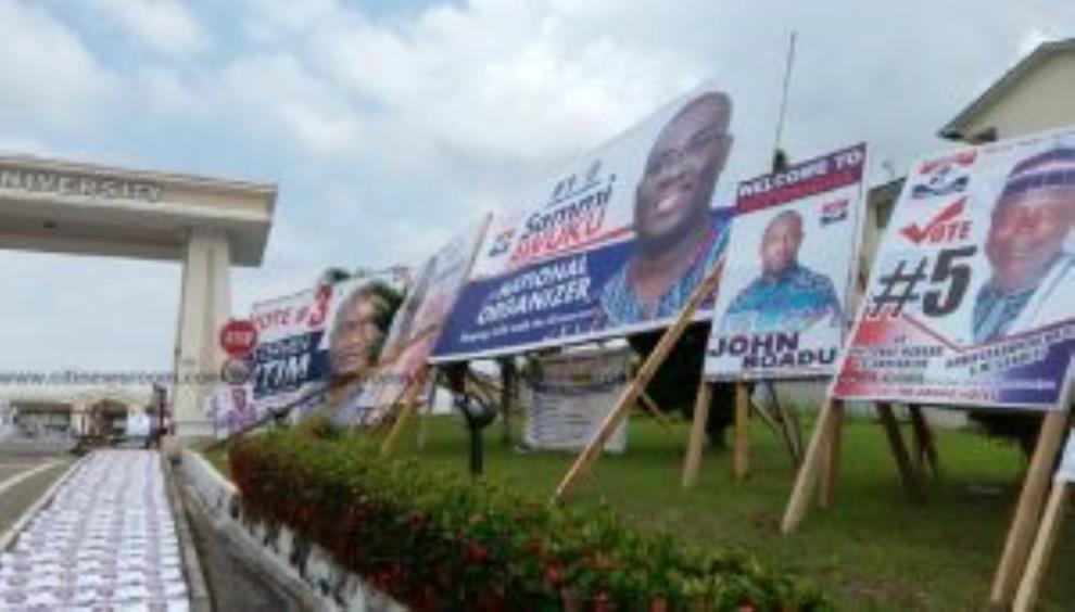 Ahead Of NPP Congress: Koforidua Hotels Fully Booked
