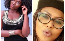 Nana Ama McBrown is My Role Model - Actress