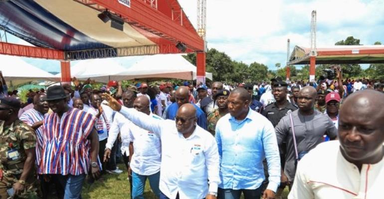 Akufo-Addo's Full Speech At NPP Delegates Conference