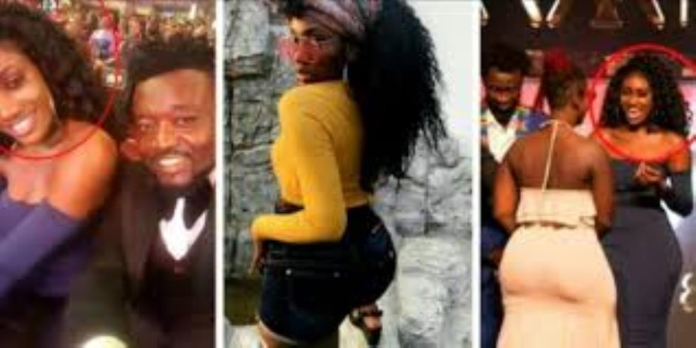 Wendy Shay Under Fire For Wearing same Wig For 3 Months