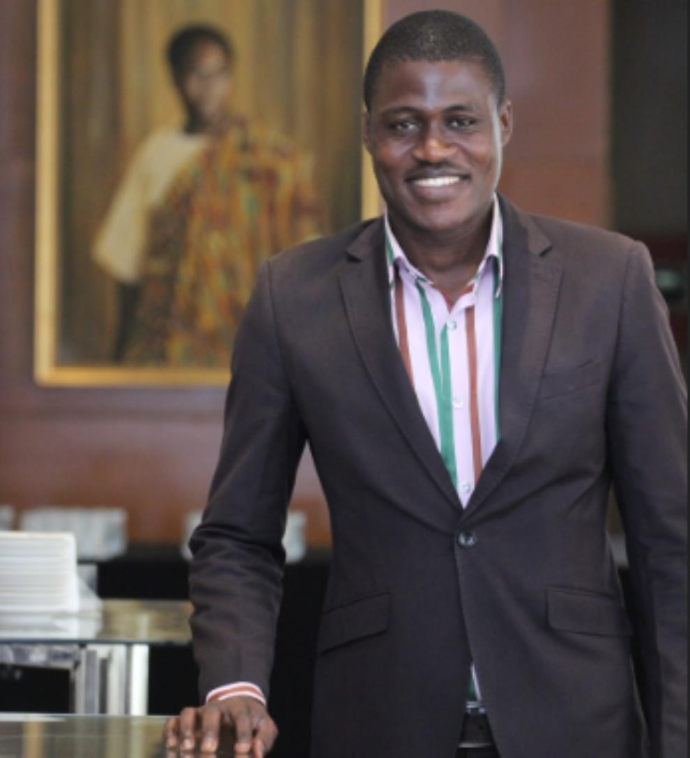 Sylvanus Bedzrah Selected As Advisory Mentor For The 2018 Queen's Young Leaders