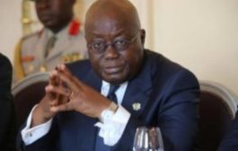 I Don't Hate Charlotte Osei And Her Two Deputies--President Akufo-Addo Clarifies