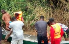 Ashanti Region: NADMO Rescues Flood Victims In Bosomtwi