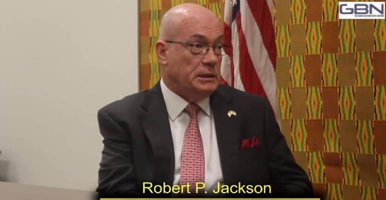 US Ambassador Defends Charlotte Osei