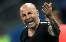 Argentina Part Ways With Jorge Sampaoli After World Cup Disappointment