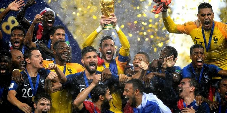 2018 World Cup: Paris Police Arrest 102 People After Celebrations Turn Violent