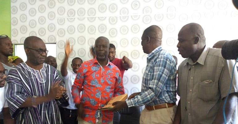 NDC Polls: Nana Toku declares to contest NDC chairmanship in Western Region