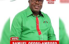 Ofosu-Ampofo Guns For NDC National Chairmanship Position