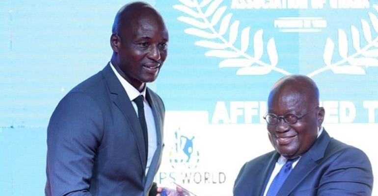Tony Baffoe Ideal For GFA President - Gabby Otchere-Darko