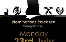 Full List of Nominees for 2018 Ghana Music Awards UK