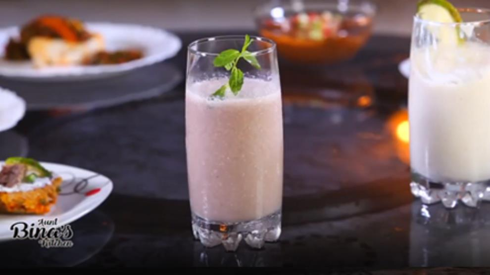 Recipe: Coconut Smoothie For A Healthy Start!