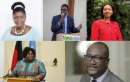 IEA's Jean Mensa, 4 Others Lined-Up For EC Top Job