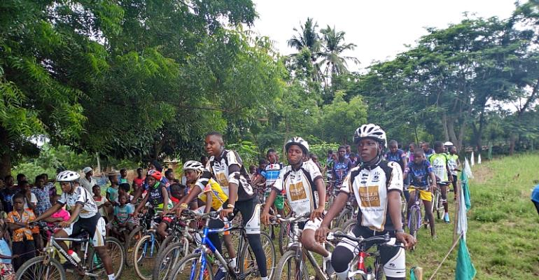 3RD Vida Cycling Program, Female Duathlon – APEGUSO