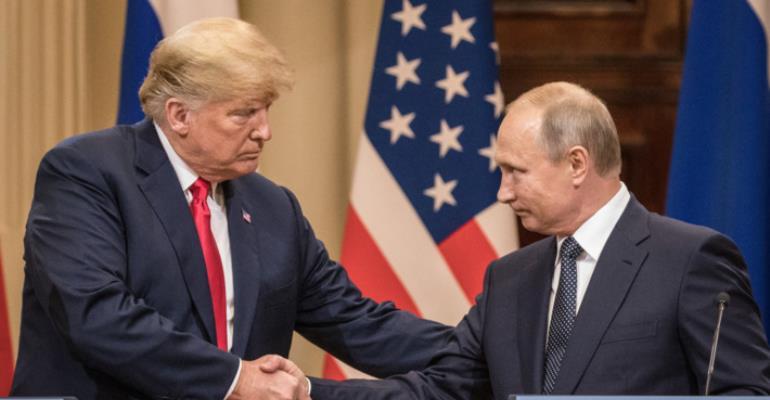 Trump-Putin Summit: The Diplomacy Of Foes