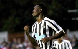 Christain Atsu Scores In Newcastle United Pre-Season Win