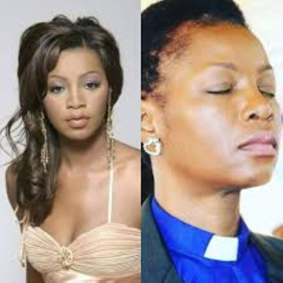 Former Beauty Queen Now Rev. Pastor