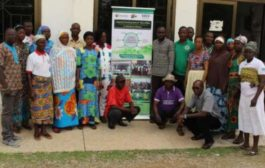 Small-holder Farmers Go Through Capacity Development Training