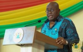 Akufo-Addo Tours Northern Ghana From Today