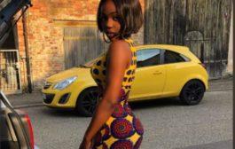 Ghanaian Model Exposes Footballer Kwadwo Asamoah