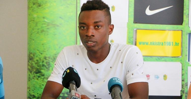 Ghanaian Midfielder Obeng Regan Joins NK Istra 1961 On Loan From Deportivo Alaves