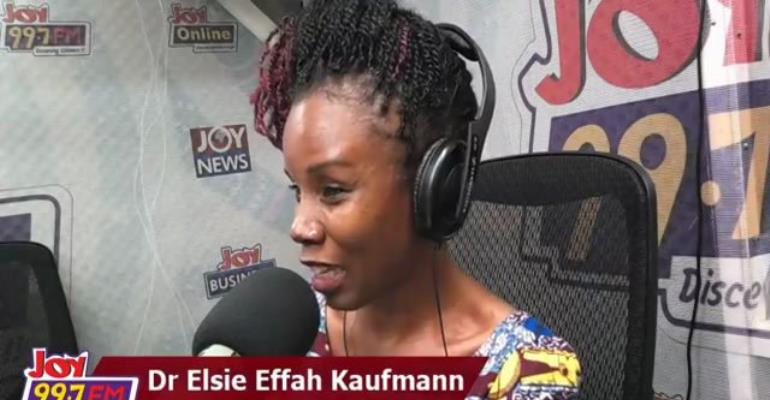 The day I solved my 'Problem of the Day', it changed my life - Dr Elsie Effah Kaufmann