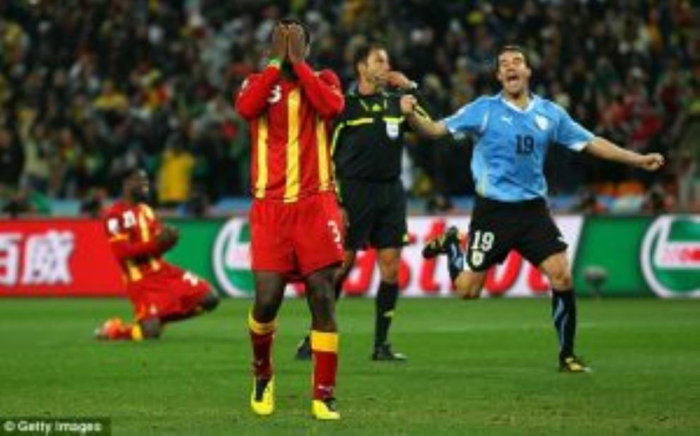 Ghana vs Uruguay: When Gyan's Penalty Changed My Outlook On The Game