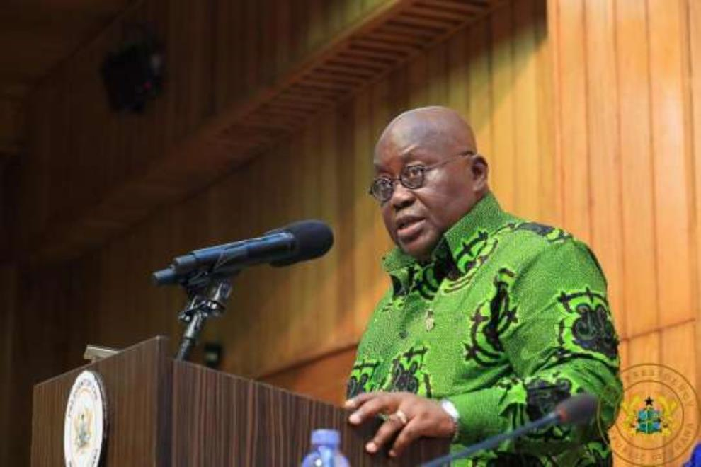 Akufo-Addo Pushes For Bold Decisions To Transform Public Sector