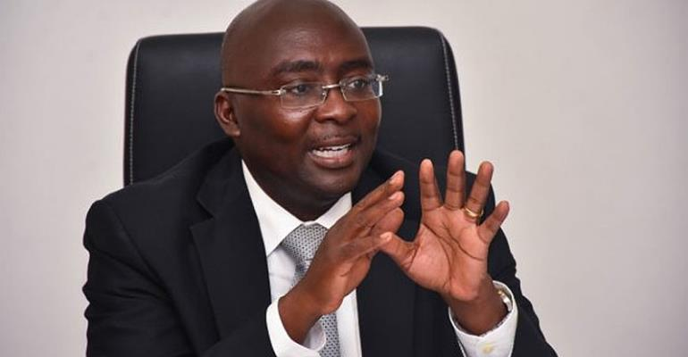 We've Provided Relief To Ghanaians – Bawumia