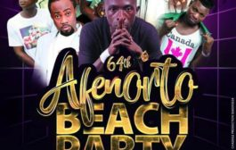 Patapa, Kemenya, Fiamor, Double and others to Headline 2018 Mepe Apenorto Festival Beach Party.