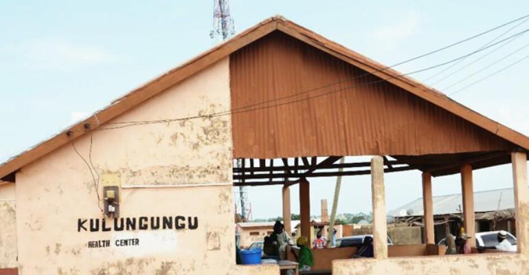 Health Workers Reject Kulungungu Clinic