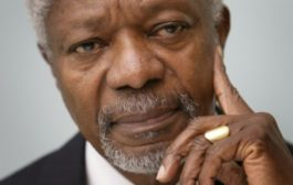 'Guiding force for good': World mourns loss of Kofi Annan