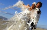 PHOTOS: Weirdest wedding dresses ever