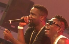 "See Trending Snapshots Of Sarkodie &Shatta Before The ""diss"" Song"