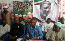 Hudu Yahaya Gets Endorsement From NDC Youth Coalition