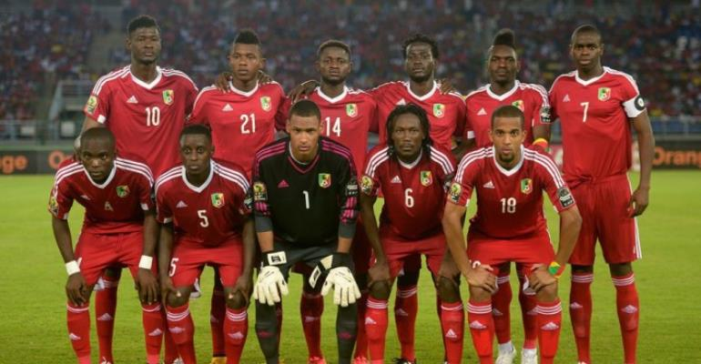 2019 AFCON Qualifiers: Congo Crush Liberia 3-1 At Home in Group F