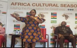 Ghana Hosts Week-long South Africa Cultural Season